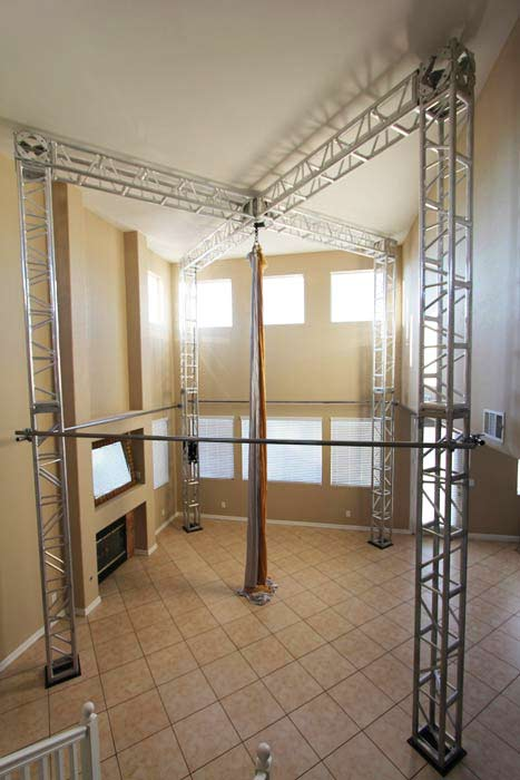 Free Standing Rigging ,Aerial rigging point indoor/outdoor ...